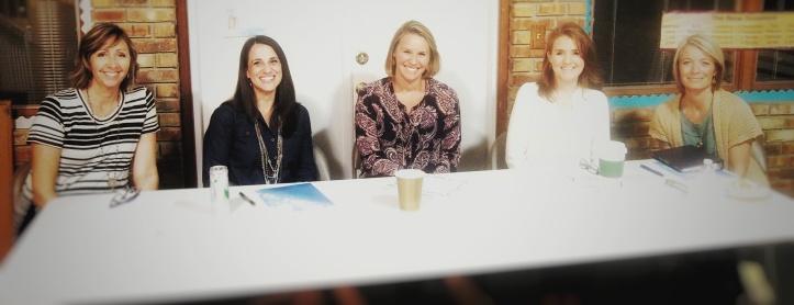 Pastors' Wives Panel